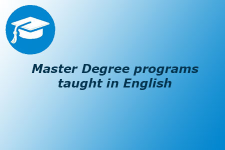 Class schedule for master students enrolled in February