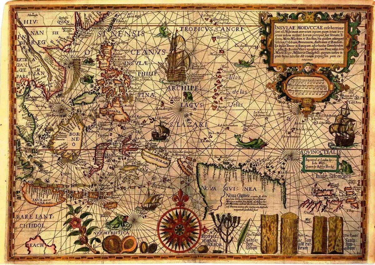 Историческая география