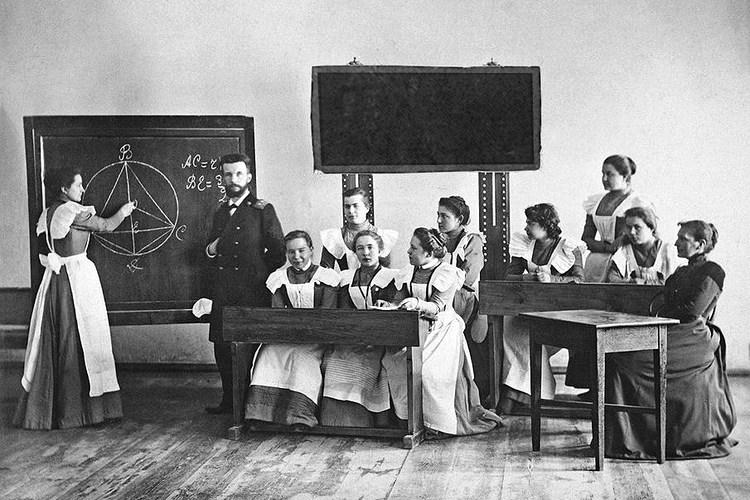 Философия и история образования (Аленькова Ю.В.)